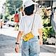 satana - Soldier 美好偏執的多隔層斜肩包 - 古金黃 product thumbnail 2