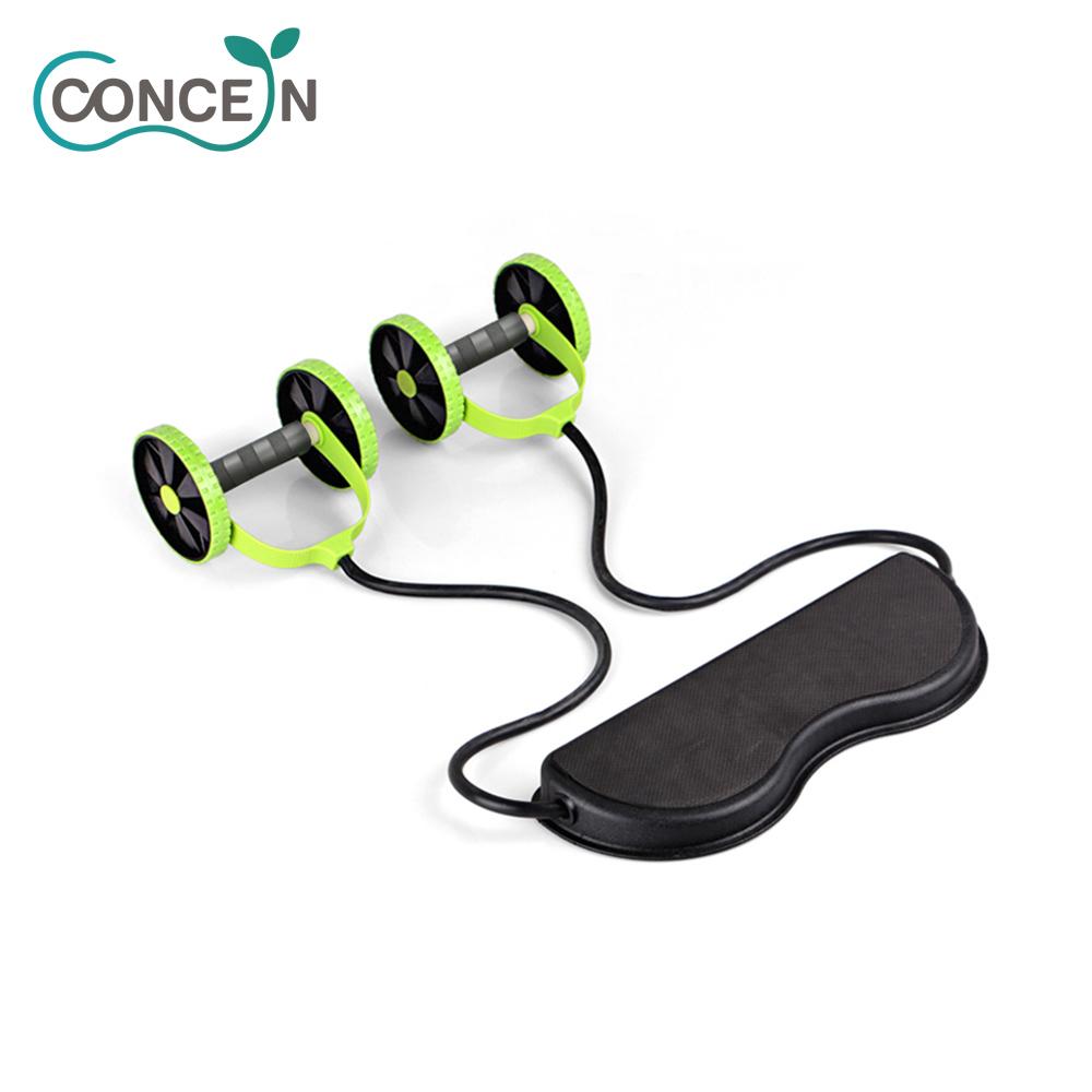Concern 康生 馬甲雙輪-多功能健腹輪拉力繩組 CON-FE603 product image 1