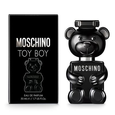 MOSCHINO 莫斯奇諾 TOY BOY淡香精50ml EDP-香水航空版
