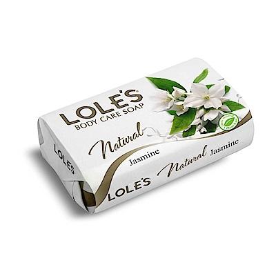 LOLES 草本茉莉護膚皂150g