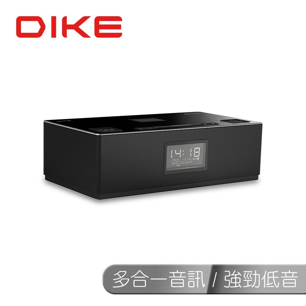 福利品 DIKE 經典鬧鐘藍牙音響 DS600
