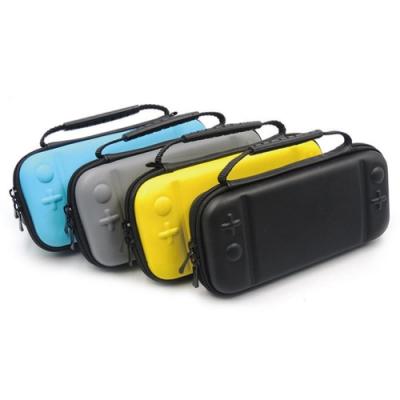 Nintendo任天堂 Switch Lite專用 手提式主機/卡匣硬殼收納包