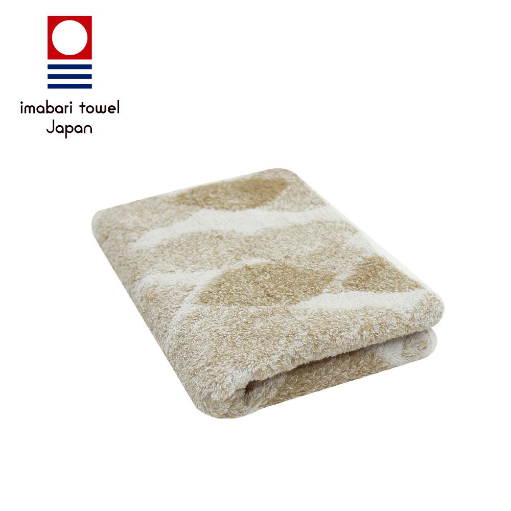 日本今治 純天然有機棉無染色毛巾(落葉-秋香綠)