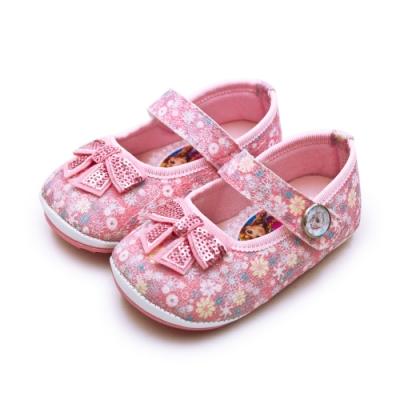 Disney 迪士尼 冰雪奇緣 FROZEN 兒童寶寶鞋 粉紅 84823