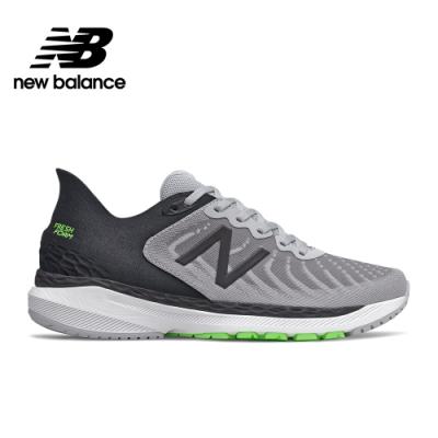 【New Balance】輕量跑鞋_男性_淺灰_M860A11-2E楦