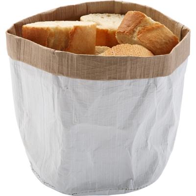 《VERSA》質樸收納袋(白15cm)