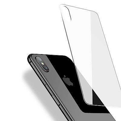 iPhone XS Max 背膜 鋼化玻璃膜 防撞 防摔 透明 保護貼背膜