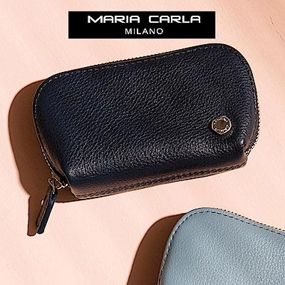 MARIA CARLA 極簡真皮零錢包 日光步調系列(狂熱藍)