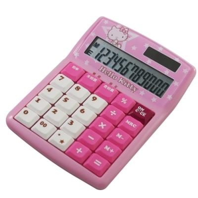 HELLO KITTY商業用12位元稅率計算機 KT-700