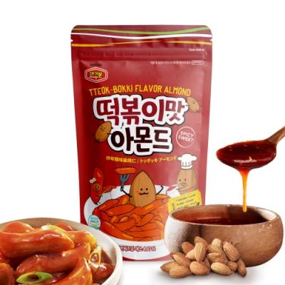 韓國Murgerbon 辣炒年糕風味杏仁果 (200g)