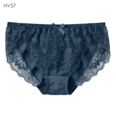 aimerfeel 雅緻蕾絲淑女內褲-古典藍-959021-NV57