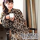棉花田 NuKME 時尚多功能創意印花袖毯-5色可選