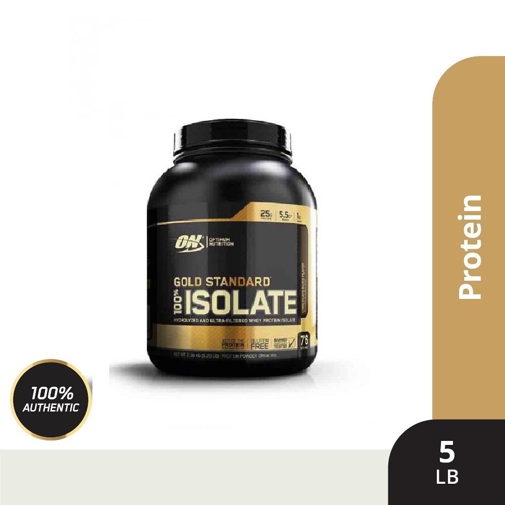 (時時樂限定送搖搖杯)[美國 ON] 金牌 ISOLATE 分離乳清蛋白(5磅/罐)