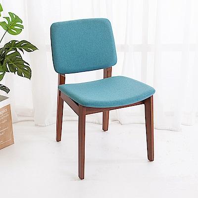 Bernice-格泰實木餐椅/單椅(四入組合)-48x57x80cm