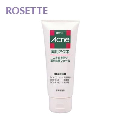 【ROSETTE】青春調理清爽洗顏乳(130g)