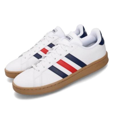 adidas 休閒鞋 Grand Court 復古 男鞋
