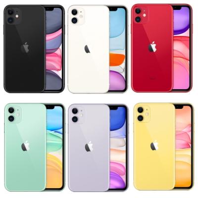【福利品】  Apple iPhone 11 128G 6.1吋 智慧型手機