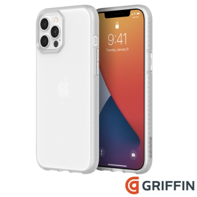 Griffin Survivor Clear iPhone 12 Pro Max 透明軍規防摔殼