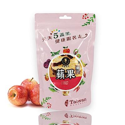強森先生 蘋果脆片(純素)(60g)