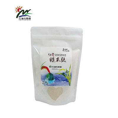 花蓮市農會 紅藜糙米麩(300g/包)