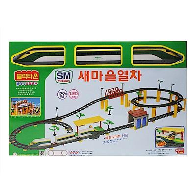 韓國 電動新幹線軌道車組 NW-010