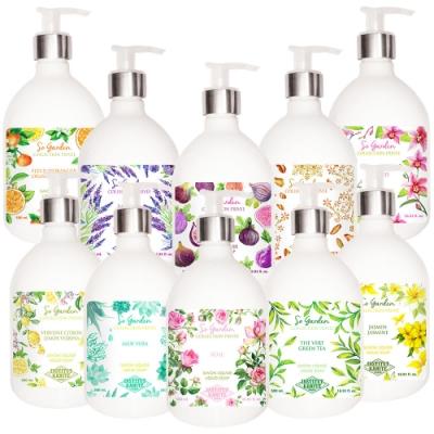 (買1送1)IKP 巴黎乳油木 花園香氛液體皂 500ml-任選