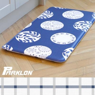 【PARKLON】韓國帕龍 - 雙面多用途長地墊 -【青花瓷】廚房墊/走道墊