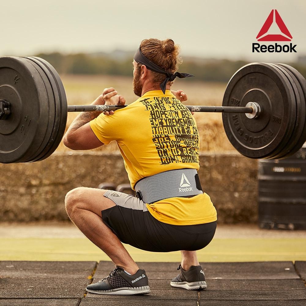 Reebok專業重訓舉重腰帶 (XS-XL五尺寸)