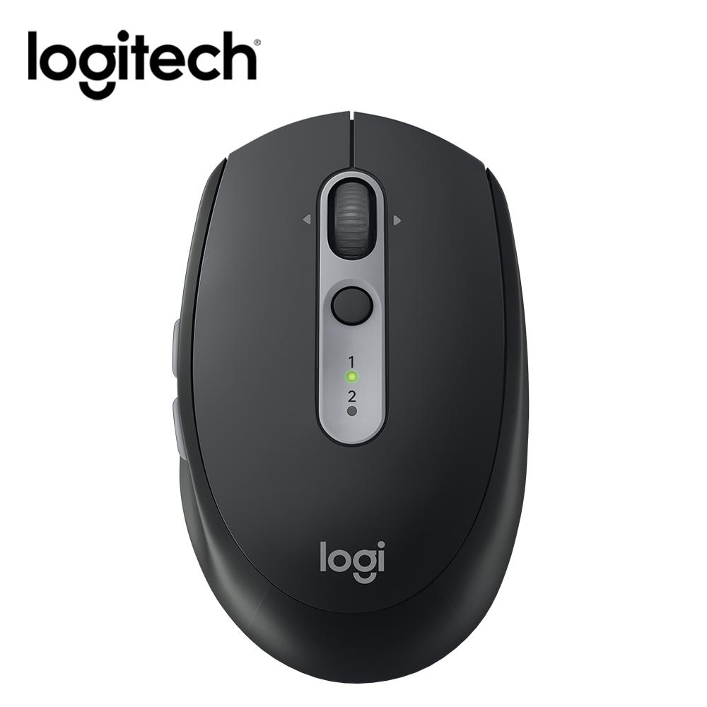 [加購]羅技 M590 多工無線靜音滑鼠- 3色