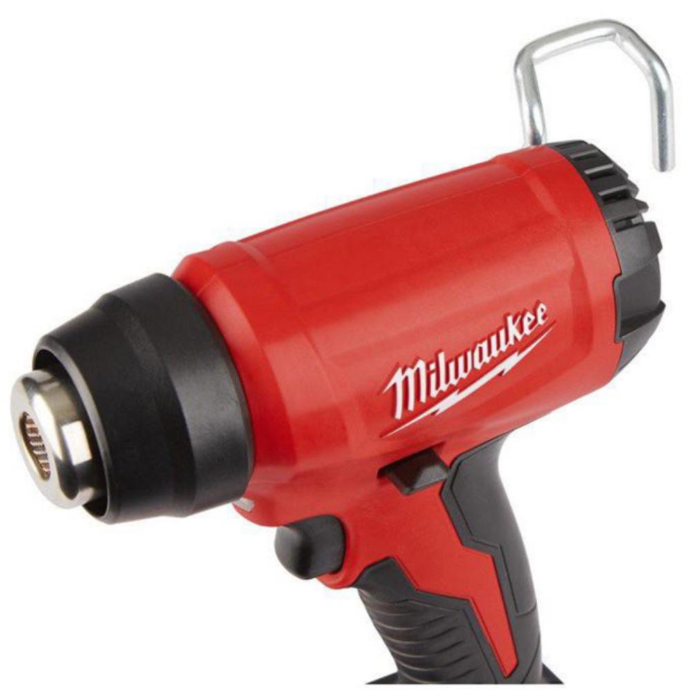 Milwaukee美沃奇 18V鋰電熱風槍M18BHG-0(單主機)無電池 無充電器 @ Y!購物