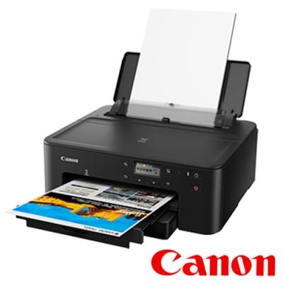 Canon PIXMA TS707 A4噴墨相片印表機