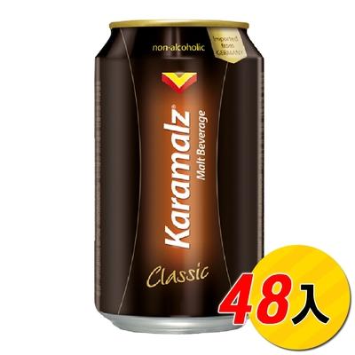 德國進口卡麥隆黑麥汁Karamalz(330mlx48)-原味48瓶