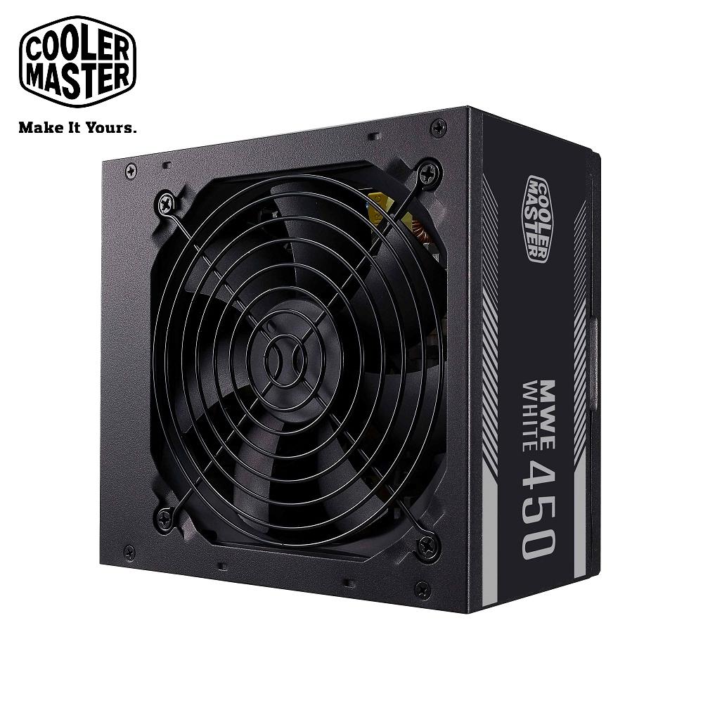 Cooler Master MWE WHITE V2 80Plus白牌 450W