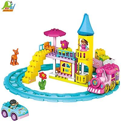 Playful Toys 頑玩具 夢幻火車積木