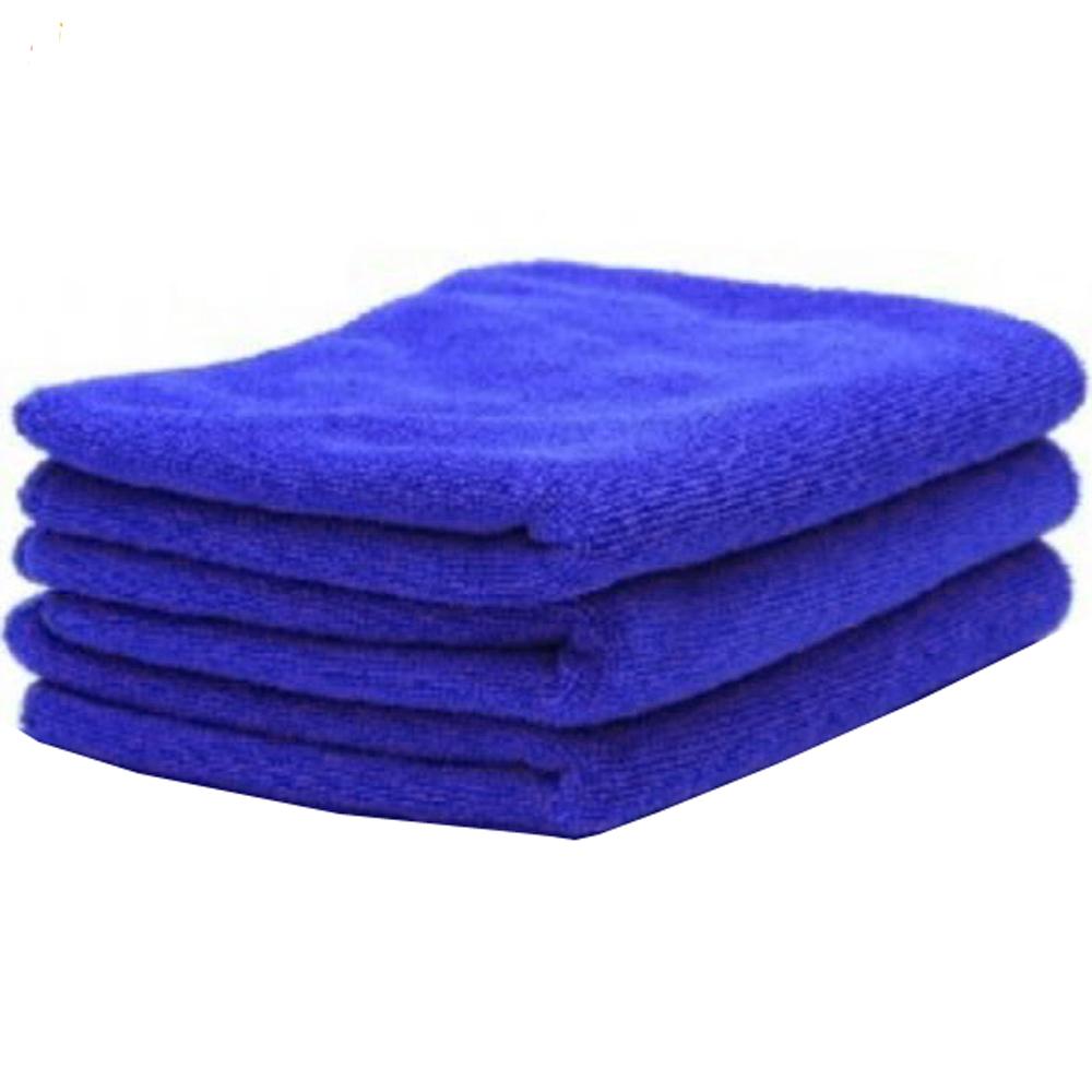 月陽超值3入70CM超細纖維洗車巾吸水巾擦車布抹布 (N7030)