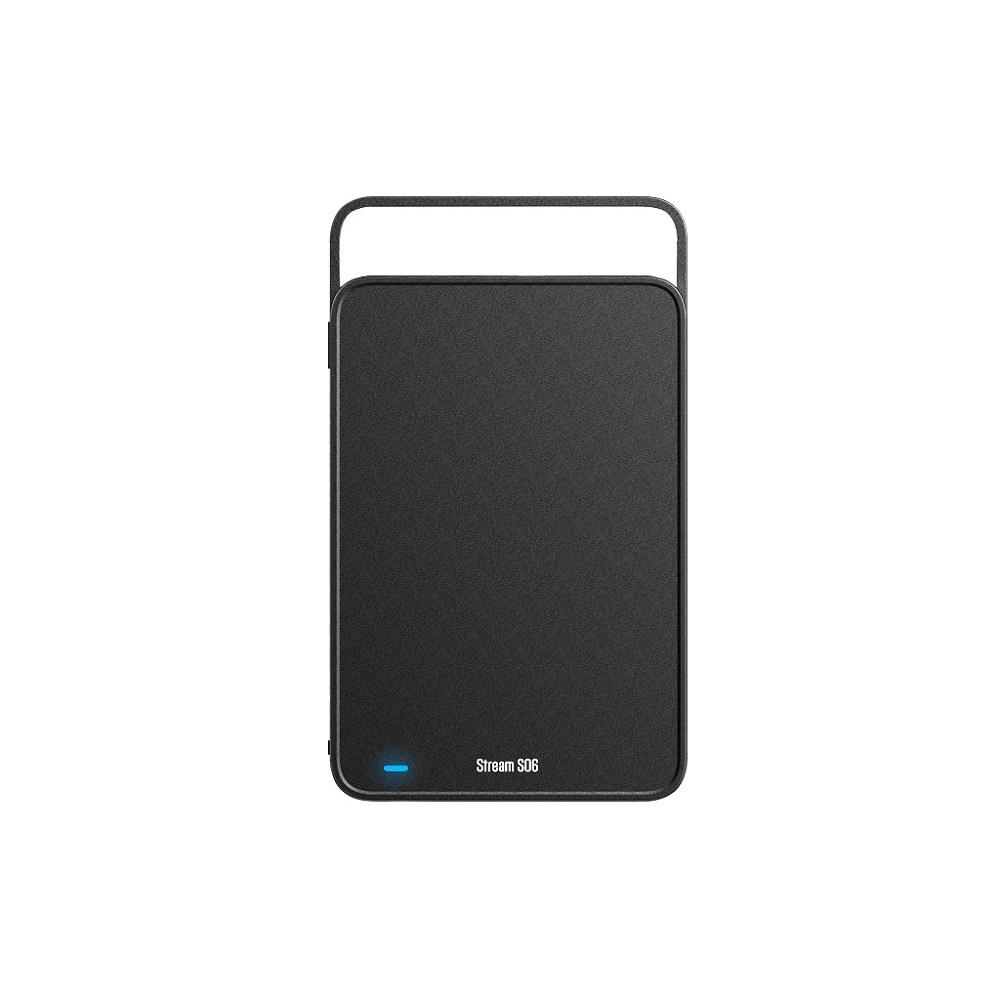 SP廣穎 Stream S06 6TB (黑)3.5吋外接硬碟