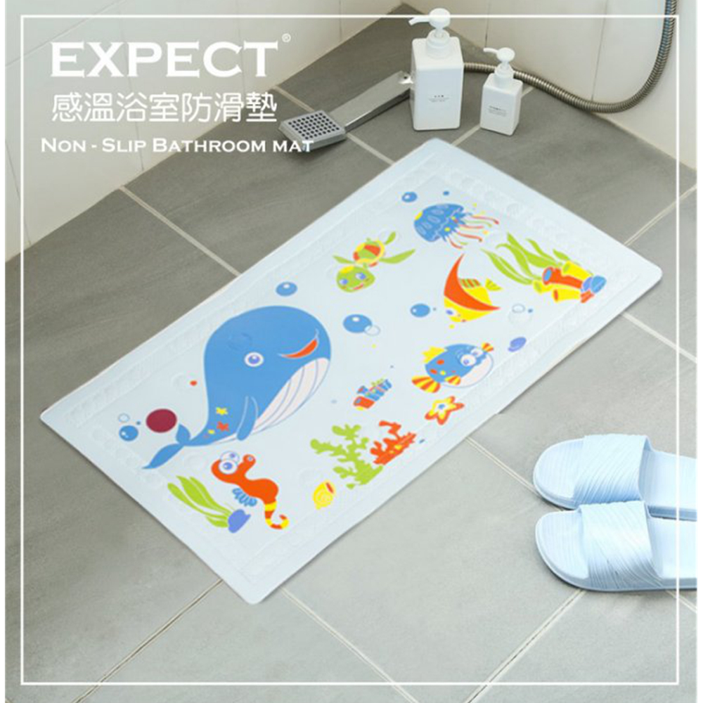 EXPECT感溫浴室防滑墊 @ Y!購物