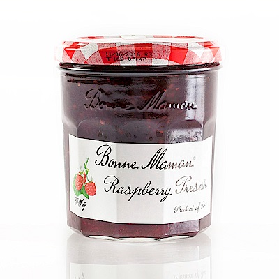Bonne Maman法國BM果醬-覆盆子(370g)