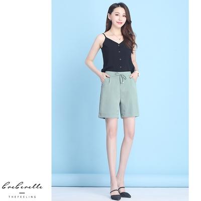 UGIZ-(限時)韓系氣質綁繩造型短褲-2色(S-2XL)