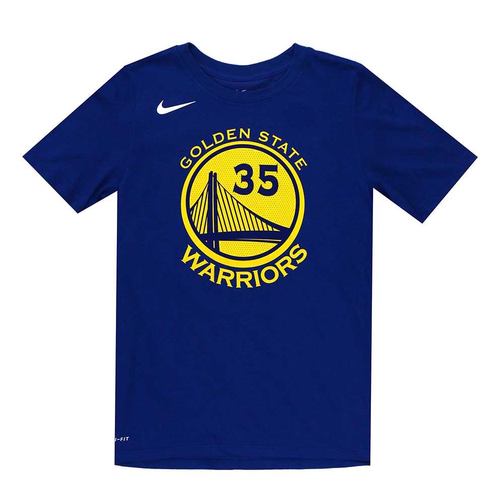 NIKE 青少年 DRI-FIT短袖T恤 勇士隊 Kevin Durant
