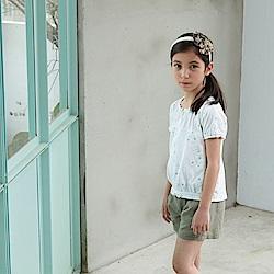 PIPPY 可愛條紋褲裙 灰
