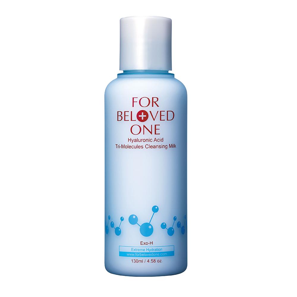 寵愛之名 三分子玻尿酸胺基酸潔膚乳130ml(買一送一)