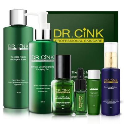 DR.CINK達特聖克 淨膚0毛孔超值組