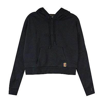 Nike 女 NKCT HOODIE PO 連帽T(長)