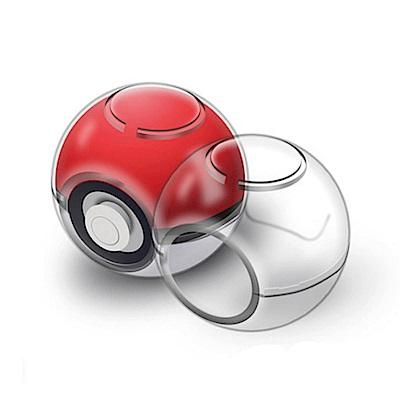 Nintendo任天堂Switch專用 精靈球PLUS水晶保護殼 (透明)