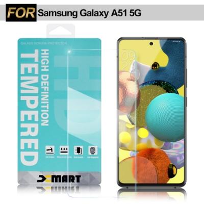 Xmart for Samsung Galaxy A51 5G 薄型9H玻璃保護貼-非滿版