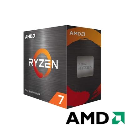 AMD Ryzen 7-5800X 3.8GHz 8核心 中央處理器