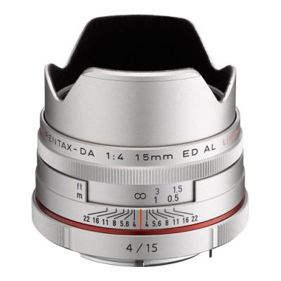 PENTAX HD DA 15mm F4ED AL Limited (公司貨)
