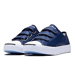 CONVERSE-男女休閒鞋160208C-藍