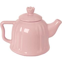 《EXCELSA》陶製茶壺(粉0.6L)